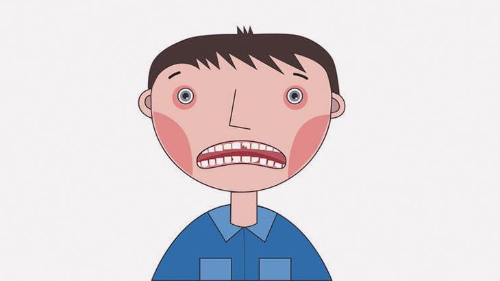 【閲覧注意】子供の虫歯をペンチで引っこ抜く男(動画)