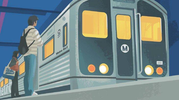 ホームから飛び降りた男、助けようとする男性の目の前で電車に轢かれてしまう・・・(動画)