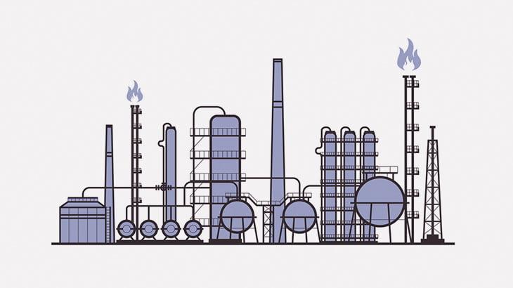 化学工場が大爆発。近隣住宅まで被害が発生してしまう(動画)