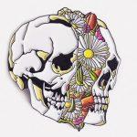 【閲覧注意】頭蓋骨がパカッと割れて脳が飛び散った男の死体(動画)