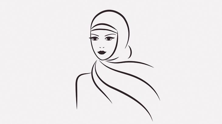 イスラム教徒の女性、外で彼氏にオッパイを吸わせてしまう(動画)