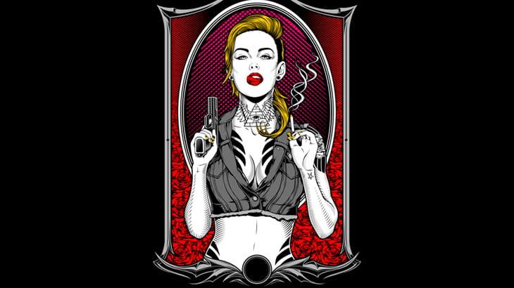 【閲覧注意】ギャングの女さん、特殊部隊に殺されてこんな姿に・・・(画像)
