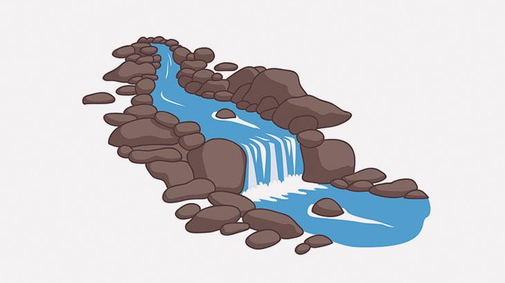 【閲覧注意】川から引き上げられたブヨブヨした人間の水死体(動画)