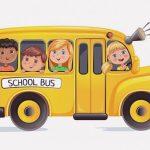 スクールバスから降りようとした男の子、扉に挟まったまま引きずられてしまう(動画)