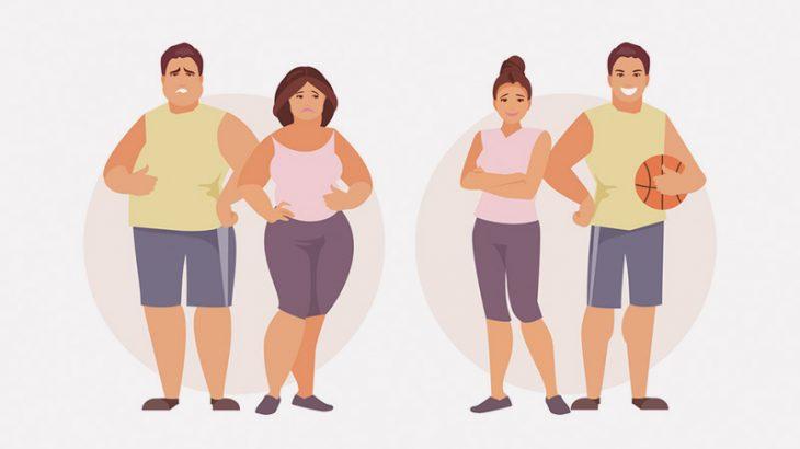 【閲覧注意】「肥満の死体」と「ガリガリの死体」(画像)