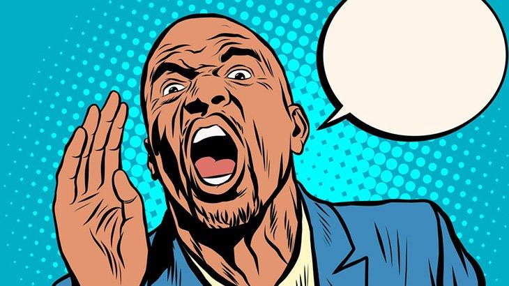 アジア人を侮辱する言葉を叫んでいた黒人男、殴られる(動画)