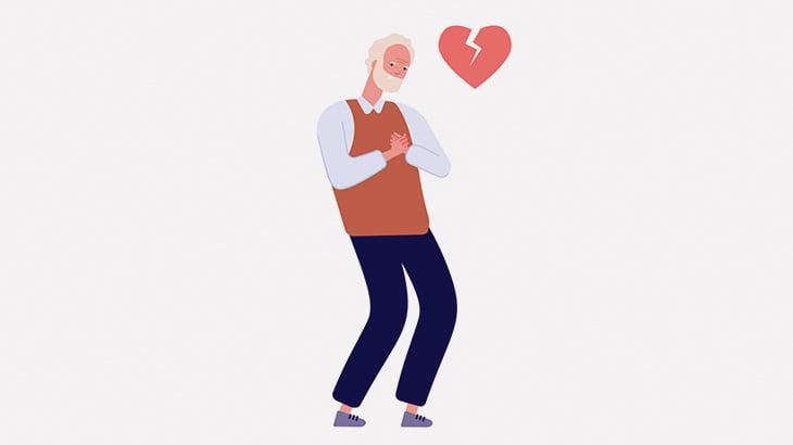 お店で突然男性が心臓発作で転倒 → 誰も何もしない(動画)