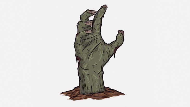 【閲覧注意】手の甲をウジ虫に食われてしまっている男(動画)