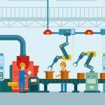 【閲覧注意】工場で働いていた女性、機械にメキメキっと巻き込まれてしまう・・・(動画)