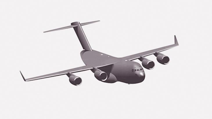 米軍のジェット機の側面につかまって逃げようとするアフガニスタンの人々(動画)