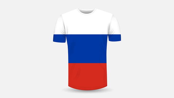 ウクライナで「ロシア文字プリントTシャツ」を着ていたアメリカ人の男、逮捕される(動画)