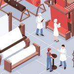 繊維工場で働く女性、機械を掃除中に巻き込まれて死亡・・・(動画)
