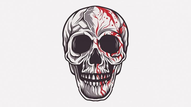 【閲覧注意】事故で死んだ男の顔、異様にグチャグチャ・・・(動画)