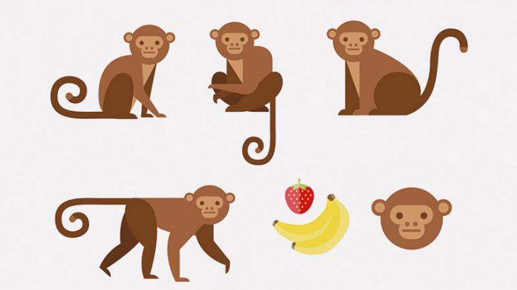 タイに生息してる野生の猿、ヤバすぎ・・・(動画)