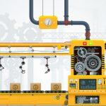 工場の作業員、回転する機械に巻き込まれてバキバキと折られてしまう・・・(動画)