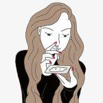 コカインを使用した女、挙動が怪しすぎる・・・(動画)