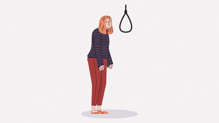 夫「帰宅したら妻と生まれたばかりの我が子が首を吊って死んでた・・・」(動画)