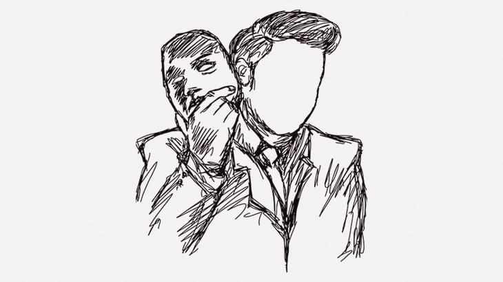 【閲覧注意】この男性の死体、顔剥がれてる・・・(動画)