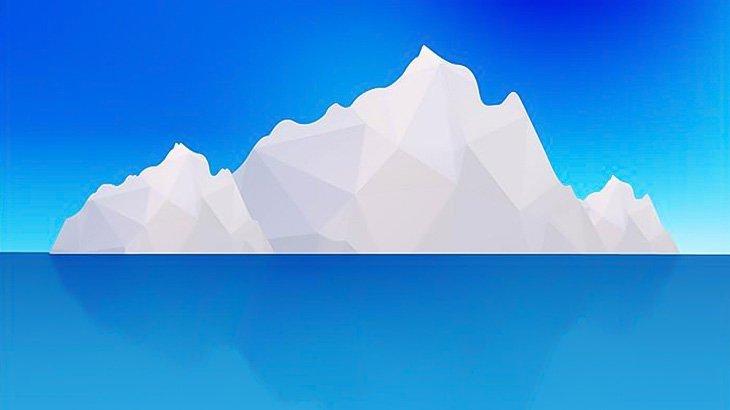 「氷河を近くで見てみよう」ツアー中、氷河が崩れて津波に巻き込まれてしまう(動画)