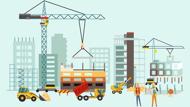 建設現場で働く作業員、降ってきた鉄板が頭に激突して死亡・・・(動画)