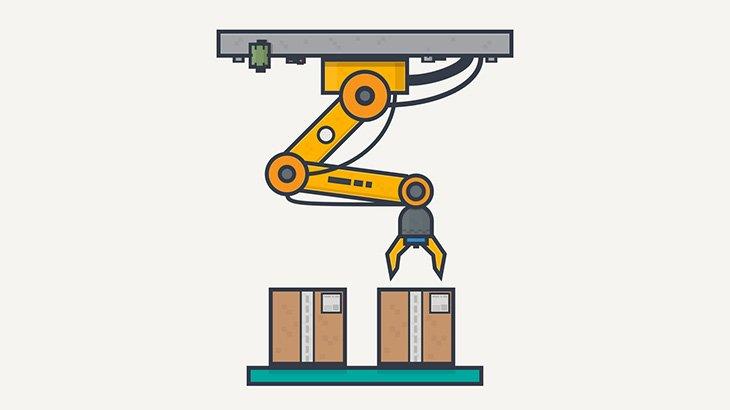 工場の作業員、ロボットアームに潰されて死亡・・・(動画)