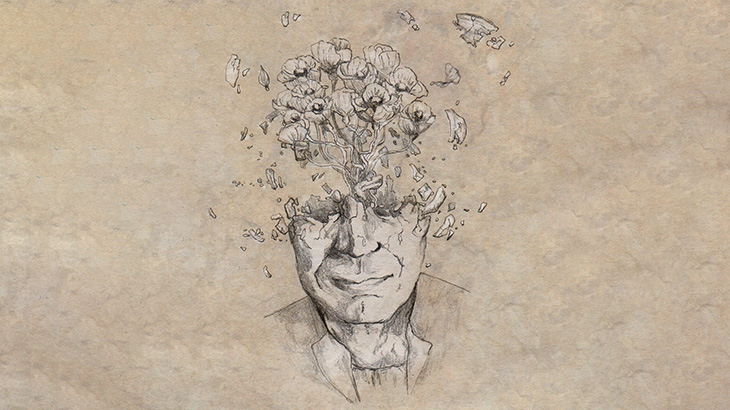 【閲覧注意】ショットガンで頭を完全に破壊された男(動画)