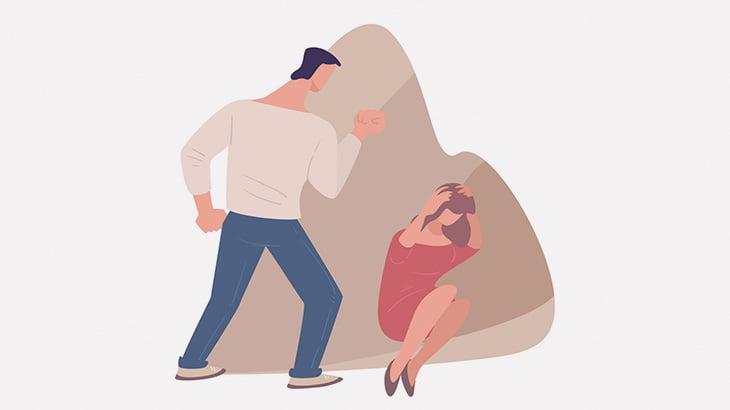 【閲覧注意】妻を殴り殺したあと、首を吊って自殺した男(動画)