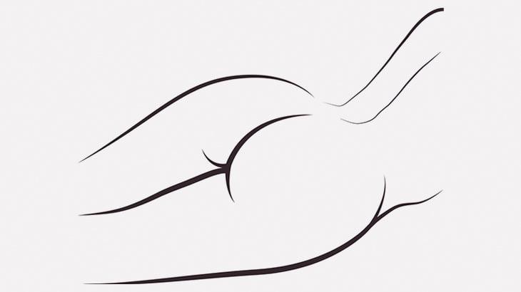 【閲覧注意】力を入れると肛門から腸を出すことができる女(動画)