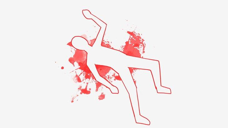 【閲覧注意】マチェーテで切り刻まれた男の身体、内臓丸見え・・・(動画)