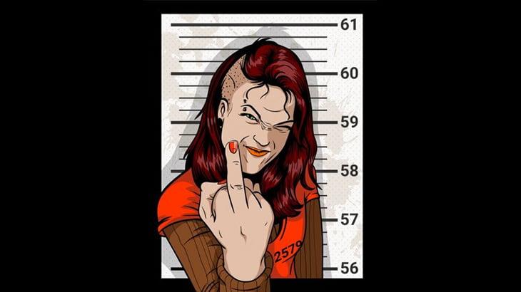 【微閲覧注意】17歳女「あっ!首吊り死体見つけた!ネックレス盗んだろ!」→ 逮捕(動画)