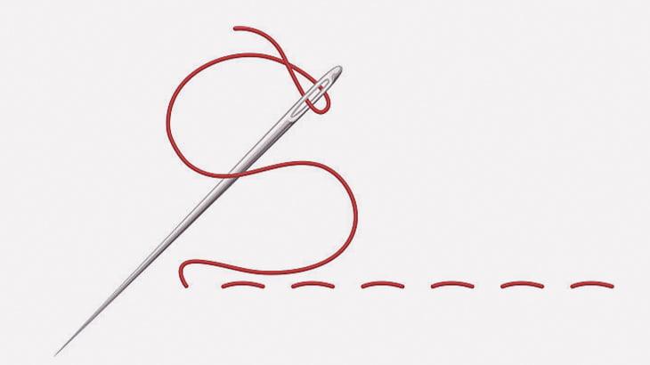 【微閲覧注意】イカれたマンさん、破壊した自分の鼻を針で縫ってしまう(動画)