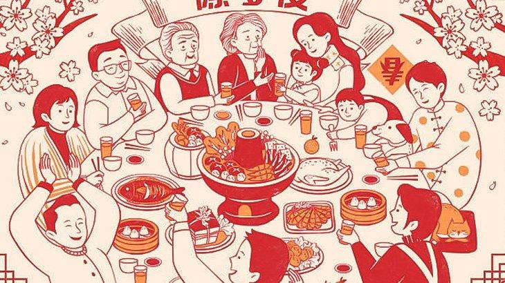食事中の家族「ご飯美味しいね!」→ 爆発(動画)