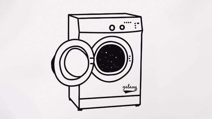 イカれた女、猫を乾燥機に入れて回してしまう・・・(動画)