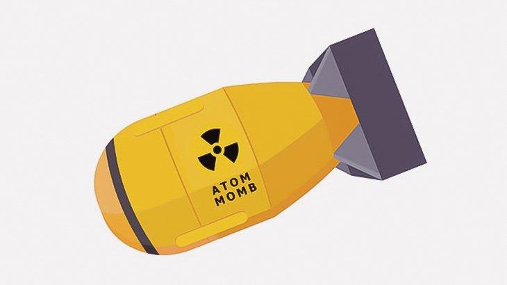 海で行われた核実験、威力やばすぎ・・・(動画)