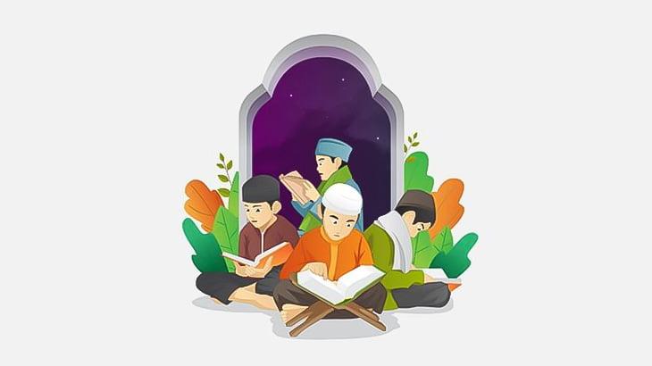イスラム教学校の先生、怖すぎ・・・(動画)