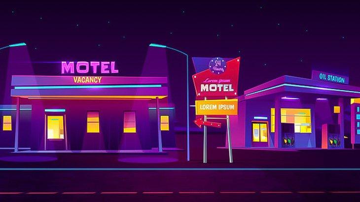 【閲覧注意】バーで出会った男とモーテルでセックスした女性 → 翌朝ヤバい状態で発見される・・・(動画)