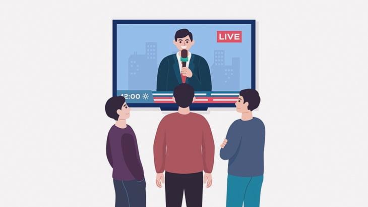 テレビ見てた男「あれ?映ってるのって隣のコイツじゃね・・・?」(動画)