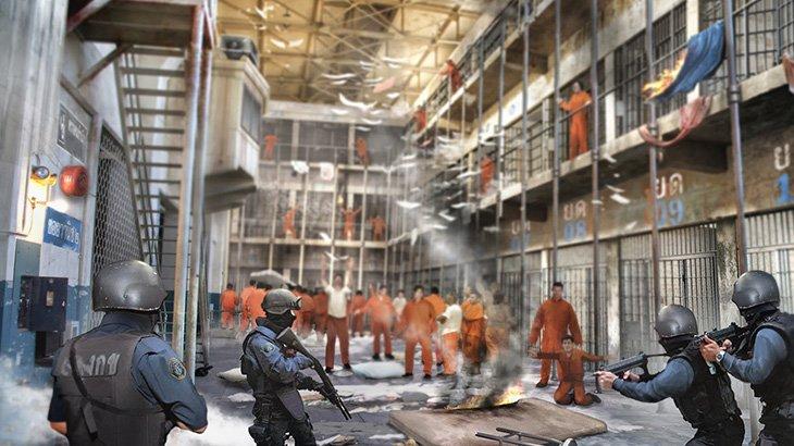 【閲覧注意】エクアドル刑務所暴動の追加映像、やっぱりエグい・・・(動画)