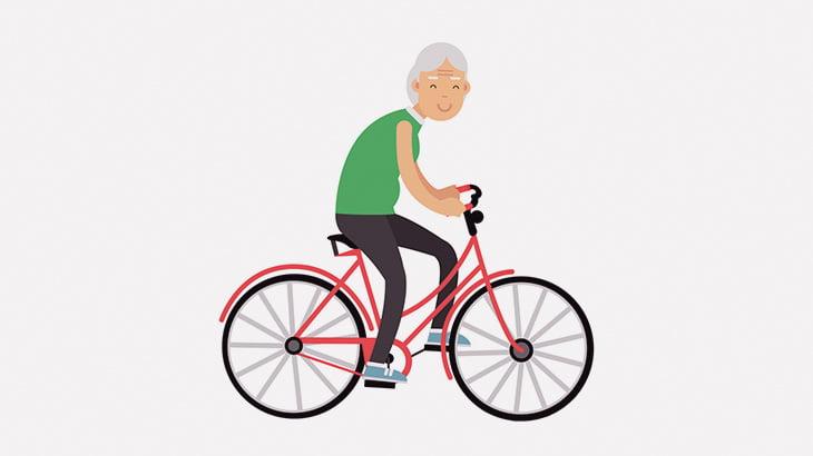 あまりにもいい加減にしてほしい自転車のおばちゃんが撮影される(動画)