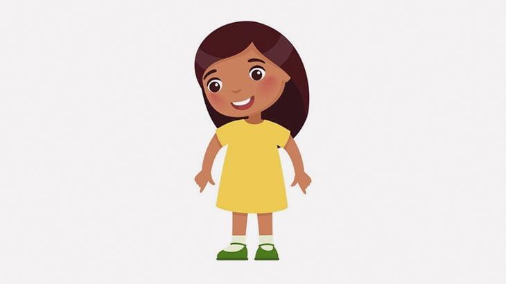 部屋の角をよじ登れるエクソシストみたいな幼い女の子(動画)