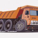 【閲覧注意】トラックに轢かれた男、下半身グッチャグチャ・・・(動画)